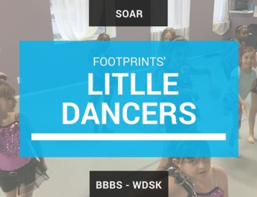 Footprints Littles SOAR into Performance Week!