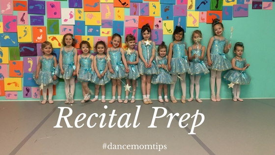 Our 3-5 year old ballerinas are certainly ready to strut their stuff on the big stage for recital!