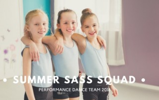 Summer Sass Squad Dance Team