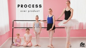 mindset - process over product