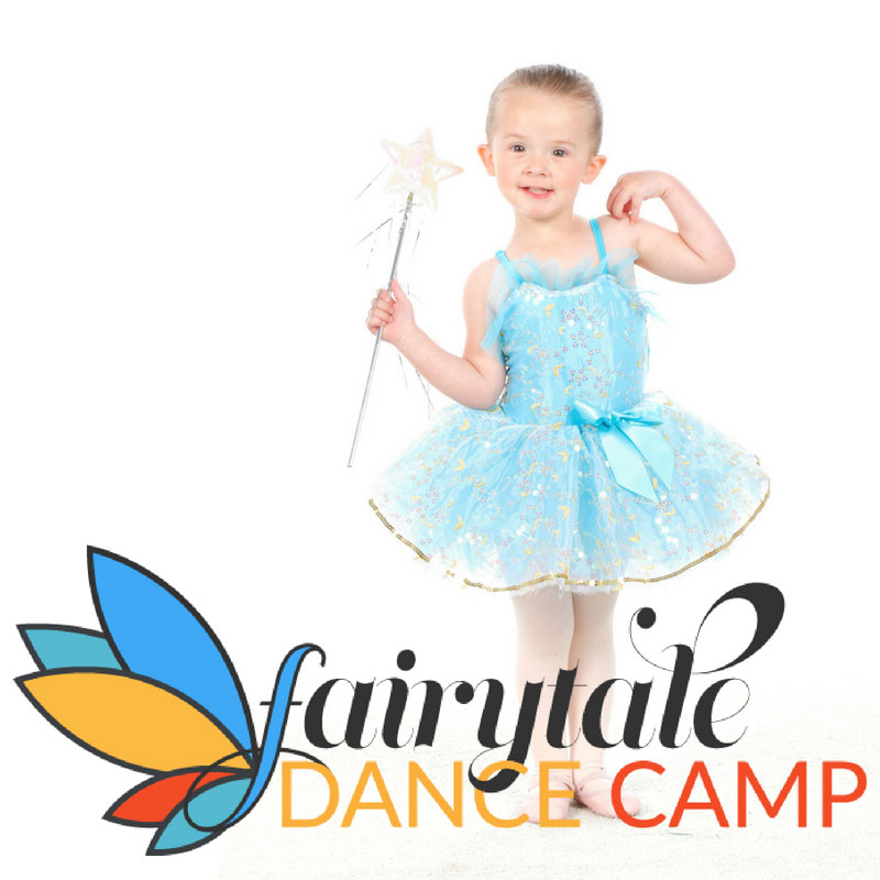 Fairytale Dance Camp Logo