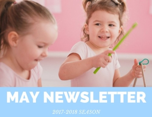 May Newsletter 2018 | Woodstock dance studio