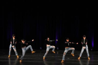 Footprints Dance Centre Competition Team