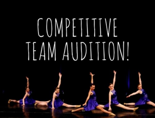 Competitive Team Audition | Woodstock Dance Studio