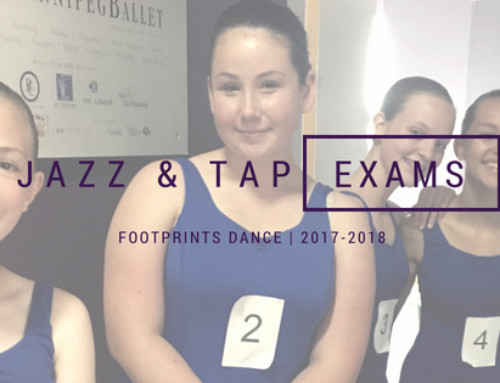 Dance Examinations Jazz & Tap 2018 | Woodstock Dance Studio