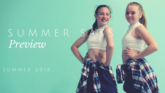 Summer Sass Preview 2018