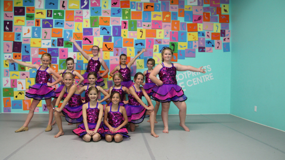 These dancing munchkins are ready to dance up a storm!