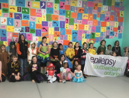$550 Raised for Epilepsy Support Centre by Local Dance Studio