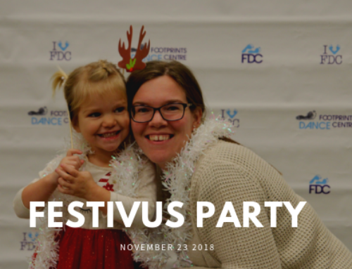 Festivus Celebrations 2018 – Woodstock Dance Studio