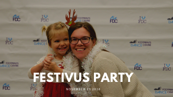 Festivus Party - Woodstock Dance Studio