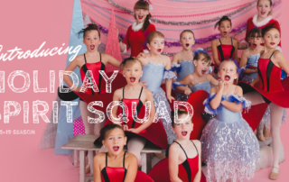 Introducing the 2018 Holiday Spirit Squad
