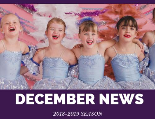 All is Jolly & Bright – December Newsletter | Woodstock Dance Studio