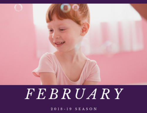 Welcome to February! | February Newsletter 2019