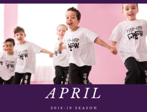 April Newsletter 2019   Woodstock Dance Studio