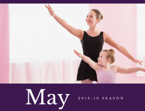 May Flowers are Here! | May Newsletter 2019 Woodstock Dance