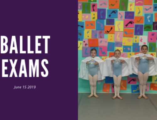 Ballet Exams 2019 | Woodstock Dance Studio