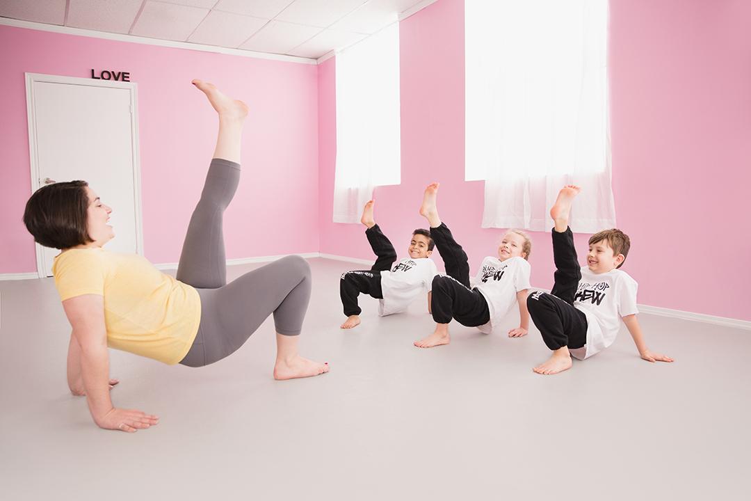 Tulips (Ages 5-6)   Footprints Dance Centre   Dance Studio