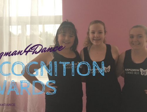 Wingman Recognition Awards | Wingman4Dance Woodstock Dance Studio