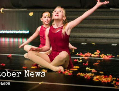 October Newsletter 2019 | Woodstock Dance Studio