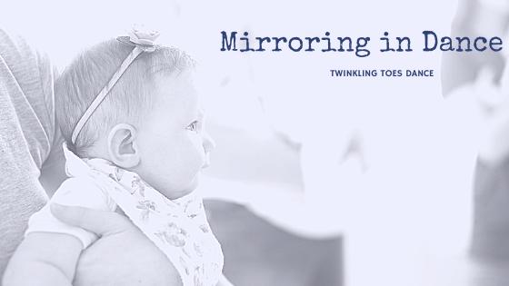 Mirroring in Dance