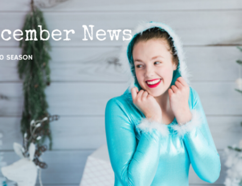 December 2019 Newsletter | Woodstock Dance Studio