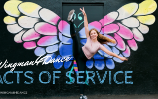 Acts of Service for December's Wingman Week