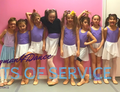 Acts of Service | Wingman4Dance Woodstock Dance Studio