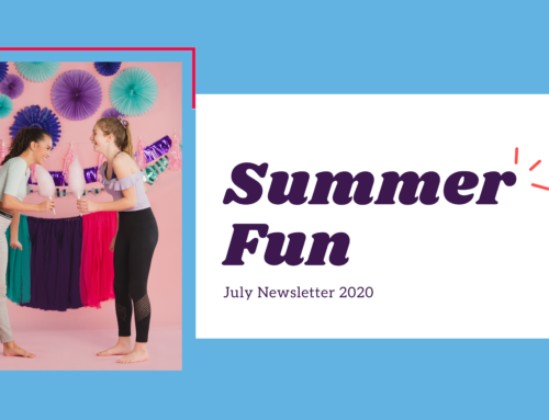 Summer Fun is Happening Here | Woodstock Dance Studio